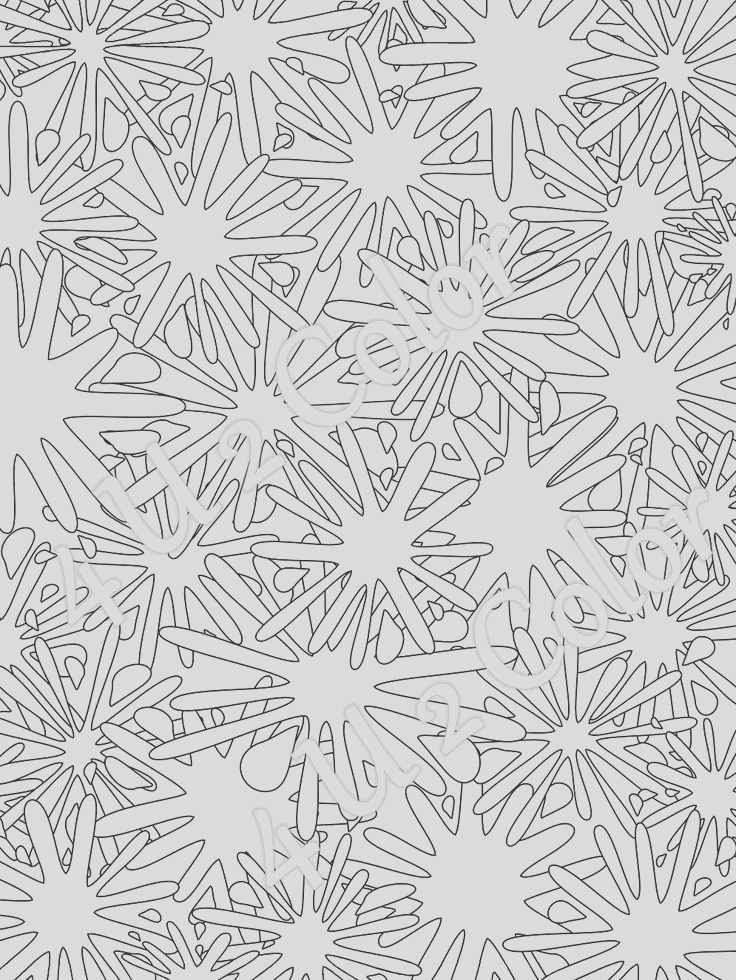 paint splatter coloring page