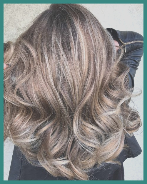 light brown hair color pictures with highlights