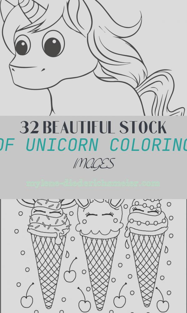 Unicorn Coloring Images Lovely Printable Unicorn Coloring Page for Kids 2 – Supplyme