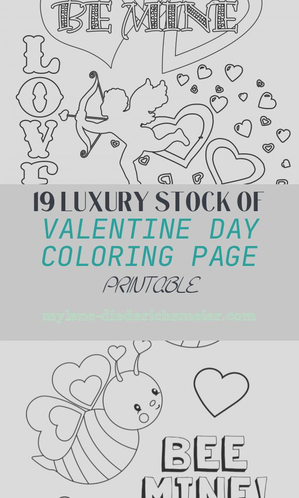 Valentine Day Coloring Page Printable New Party Simplicity Free Valentines Day Coloring Pages and