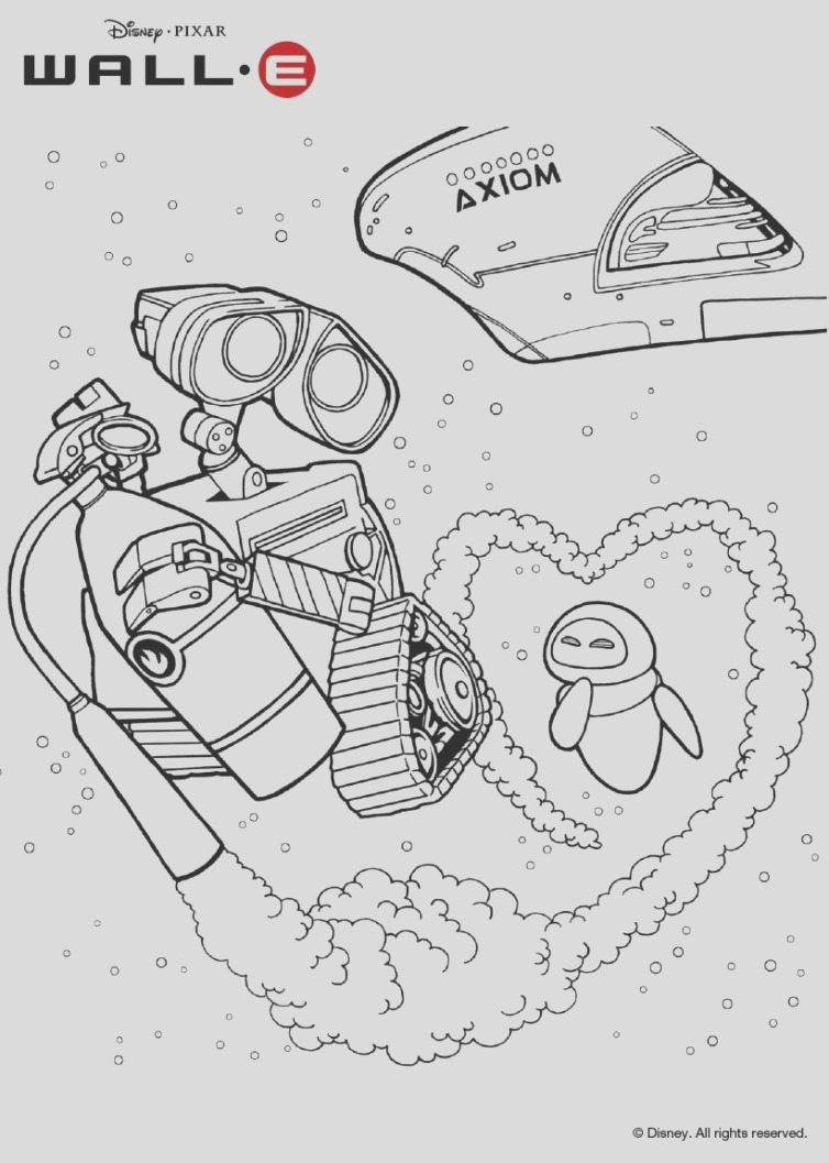free printables s and activities to disneys animated film wall e