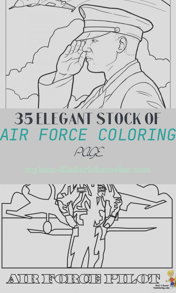 Air force Coloring Page New Coloring Books