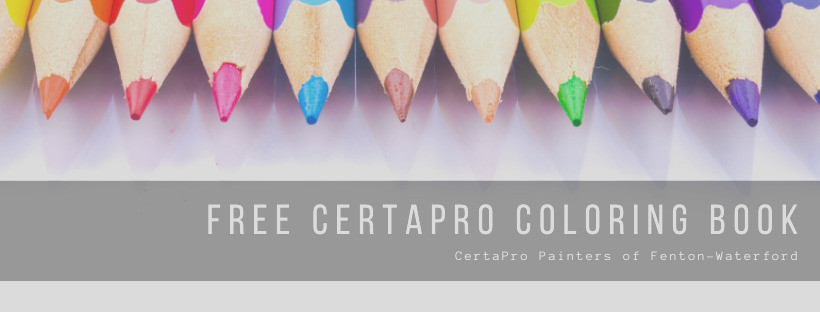 free certapro painters activity coloring book instant