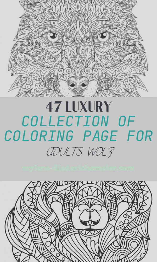 Coloring Page for Adults Wolf Awesome Wolf Printable Adult Coloring Pages From Favoreads