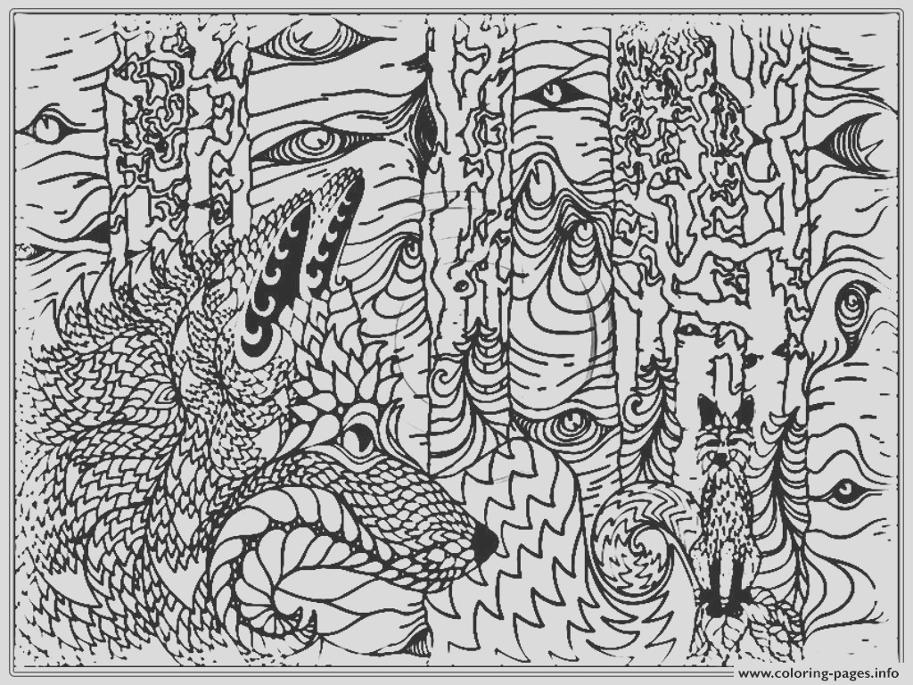 realistic adult wolf printable coloring pages book 9471