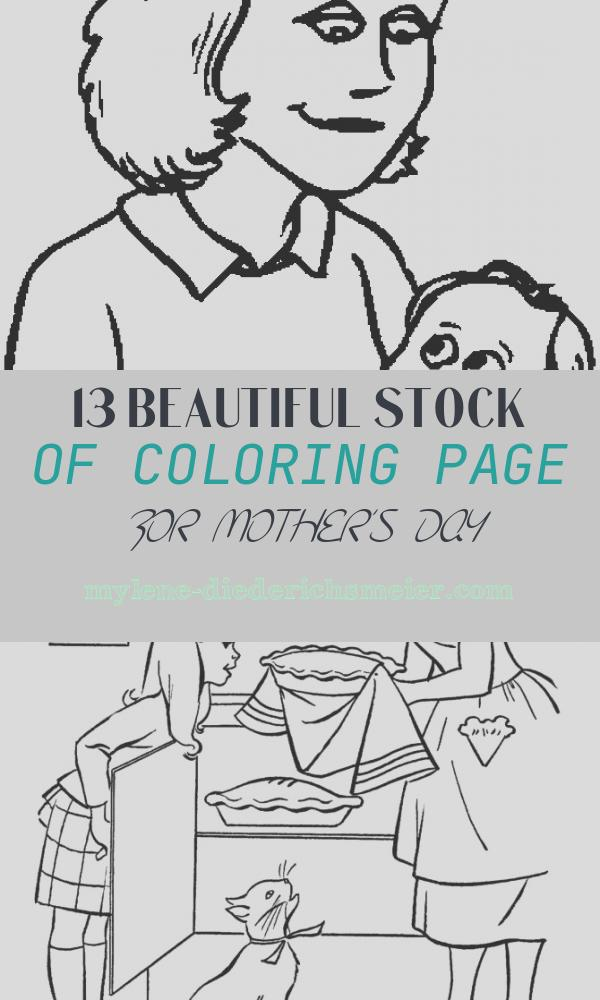 Coloring Page for Mother's Day Unique 76 Best Pregnancy and Babies Coloring Pages for Kids