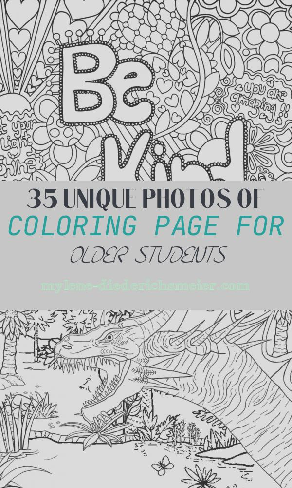 Coloring Page for Older Students Elegant Coloring Pages Coloring Pages Terrific Cool Coloring