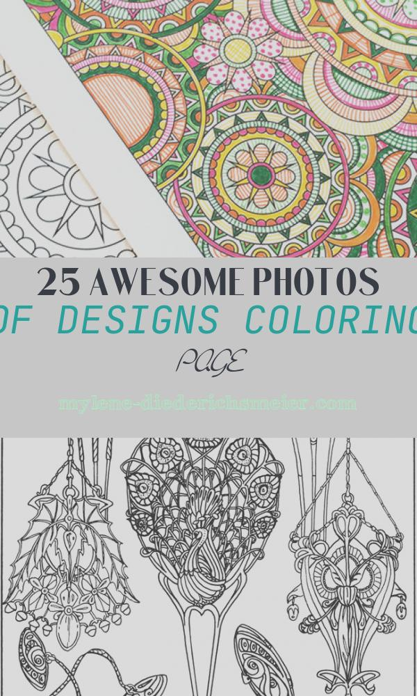 Designs Coloring Page Inspirational Flower Designs I Create Coloring Books to Stimulate