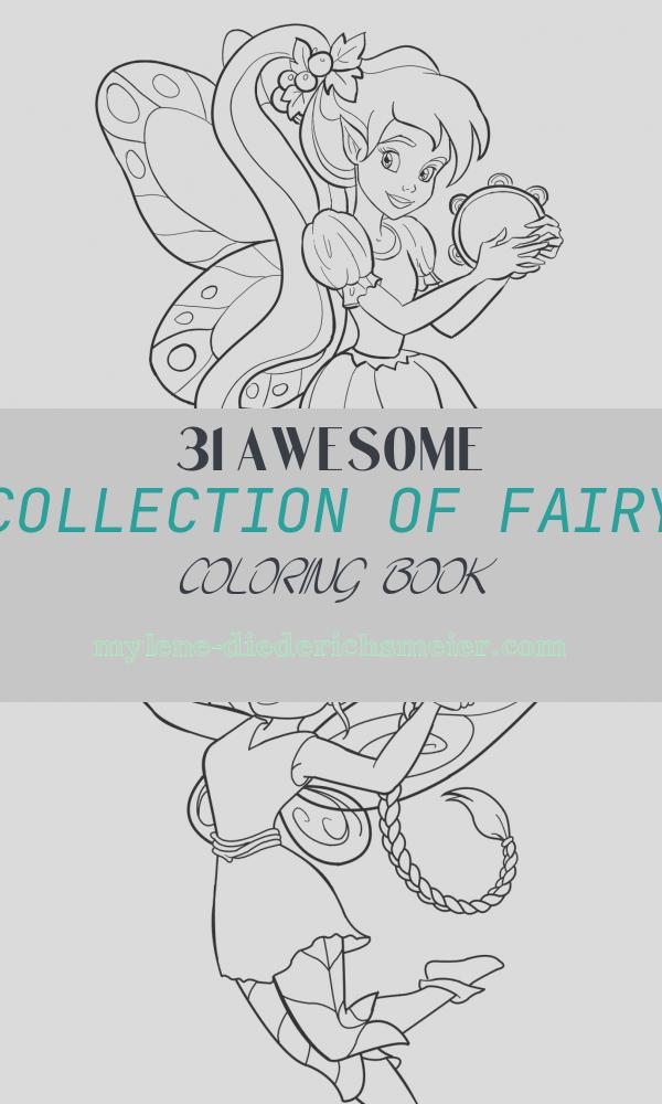 Fairy Coloring Book Beautiful Free Printable Fairy Coloring Pages for Kids