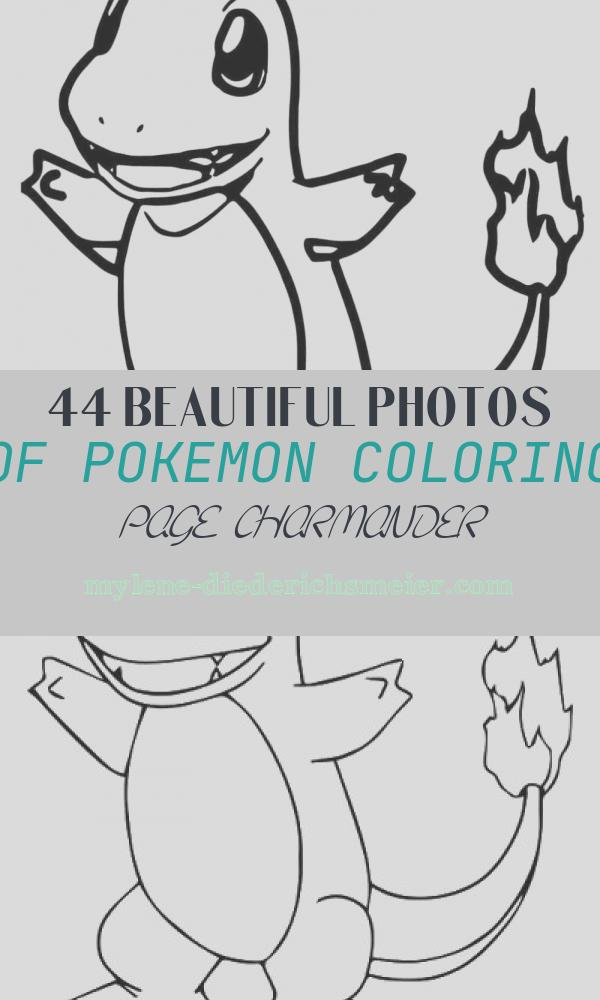 Pokemon Coloring Page Charmander Best Of Charmander Coloring Pages Free Pokemon Coloring Pages