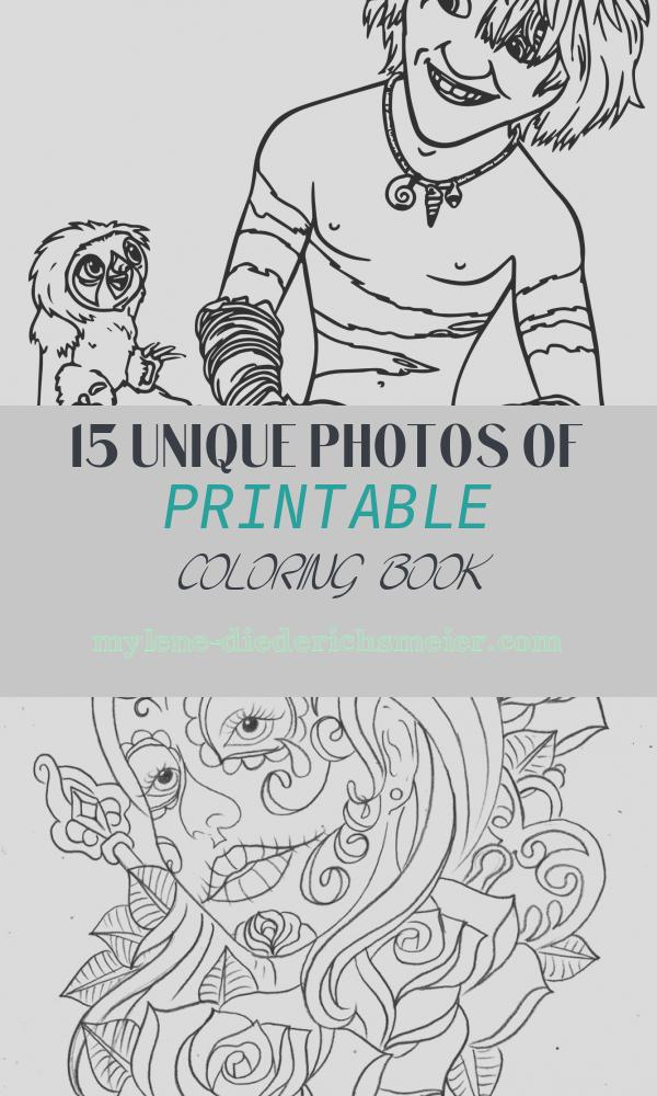 Printable Coloring Book New the Croods Coloring Pages