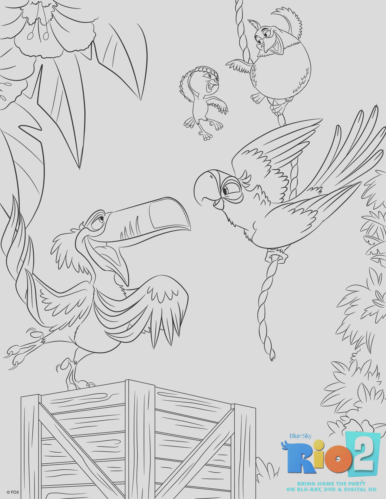 rio2insiders free printable rio 2 coloring sheets fheinsiders