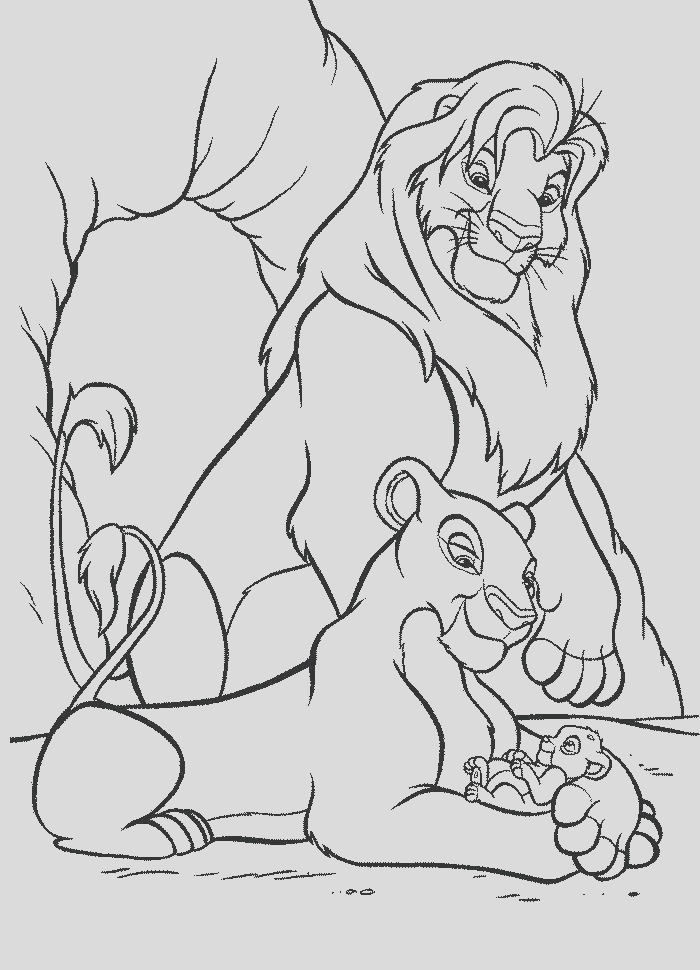 baby nala coloring pages