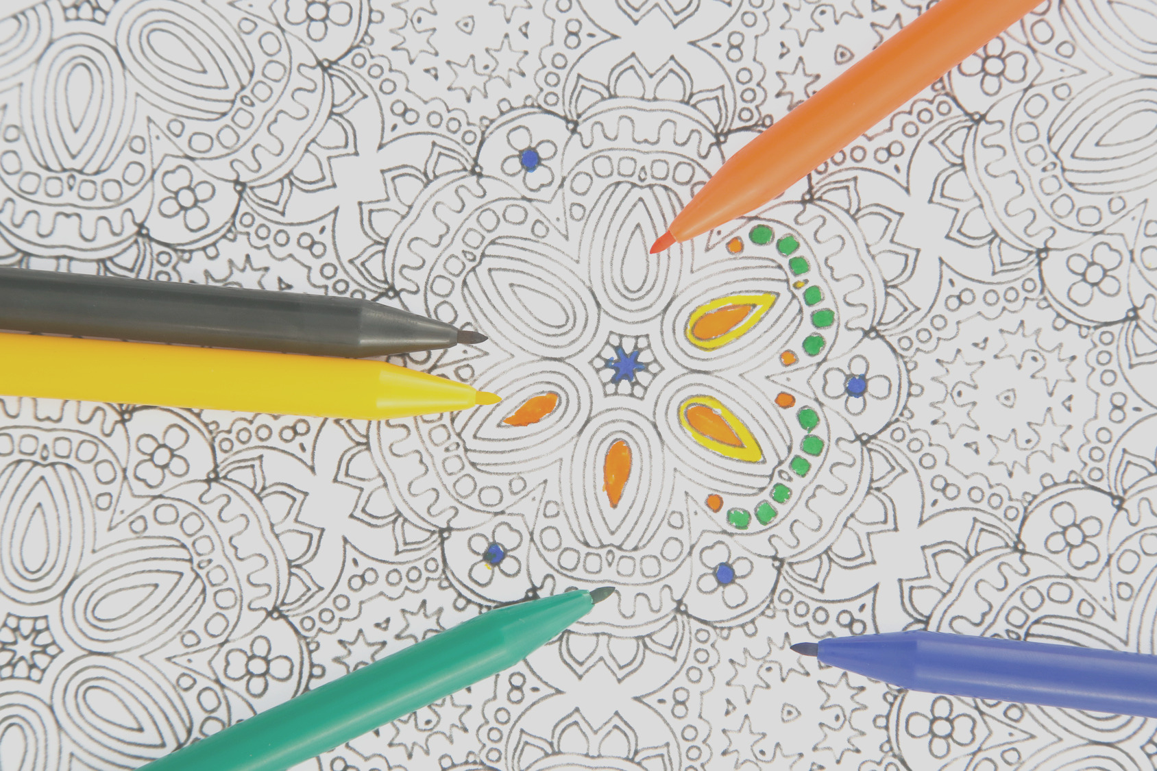 copyright law and adult coloring books