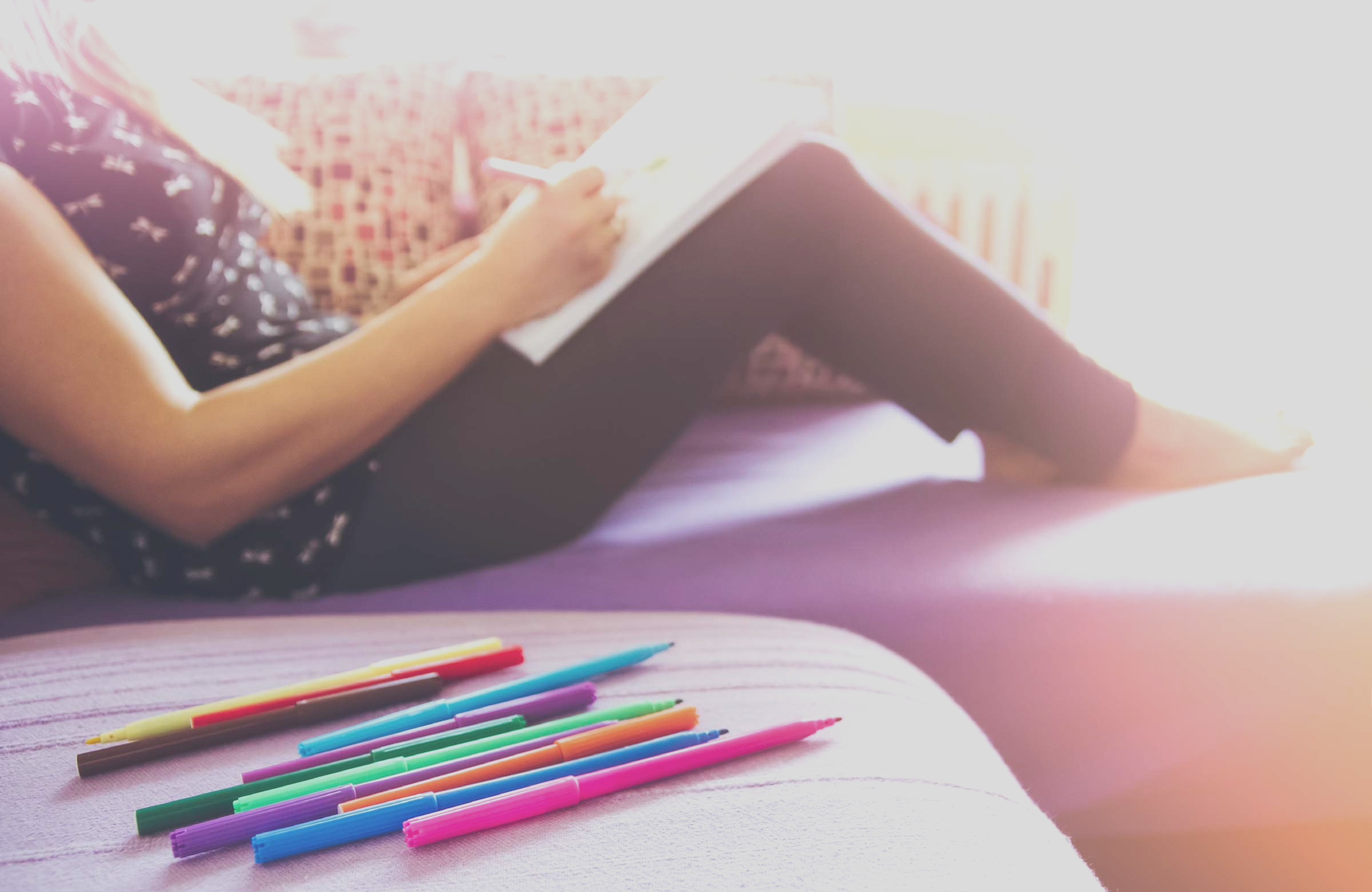 adult coloring book benefits