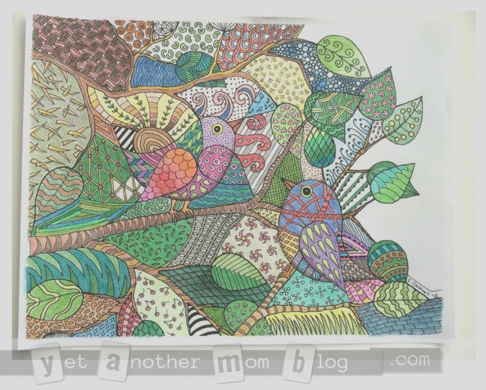 free coloring pages april 2015
