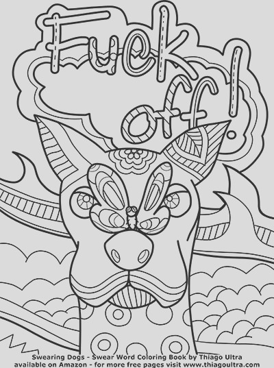 sweary coloring pages for adults