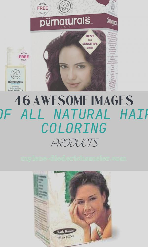 All Natural Hair Coloring Products Beautiful Buy Chemical Free Natural Hair Color with Natural