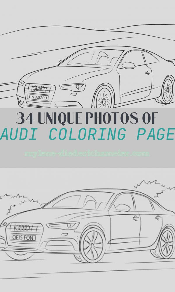 Audi Coloring Page Beautiful Audi A5 Coloring Page