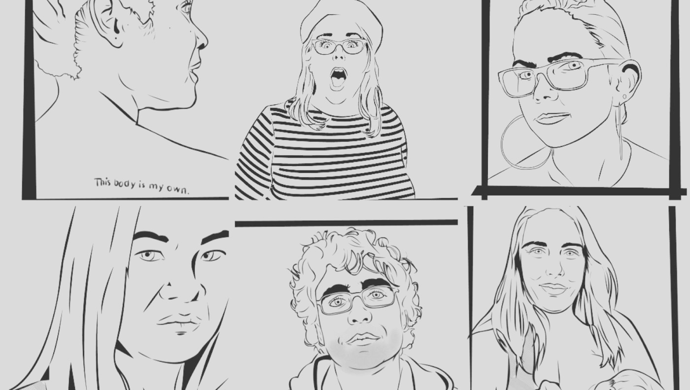 never feel ashamed of coloring as an adult with this badass feminist coloring book