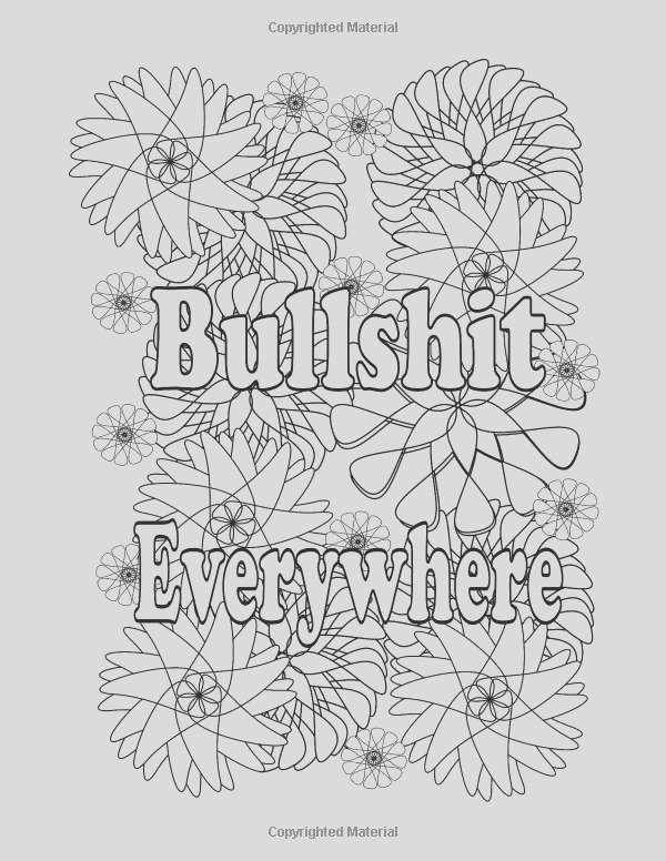 badass adult coloring pages