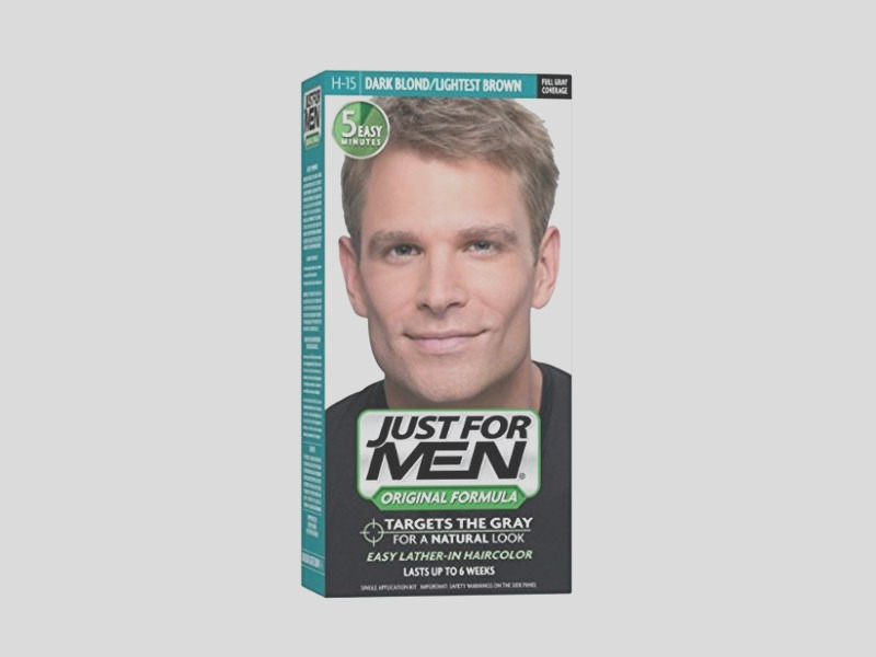 just for men hair color h 15 dark blond 1 ct