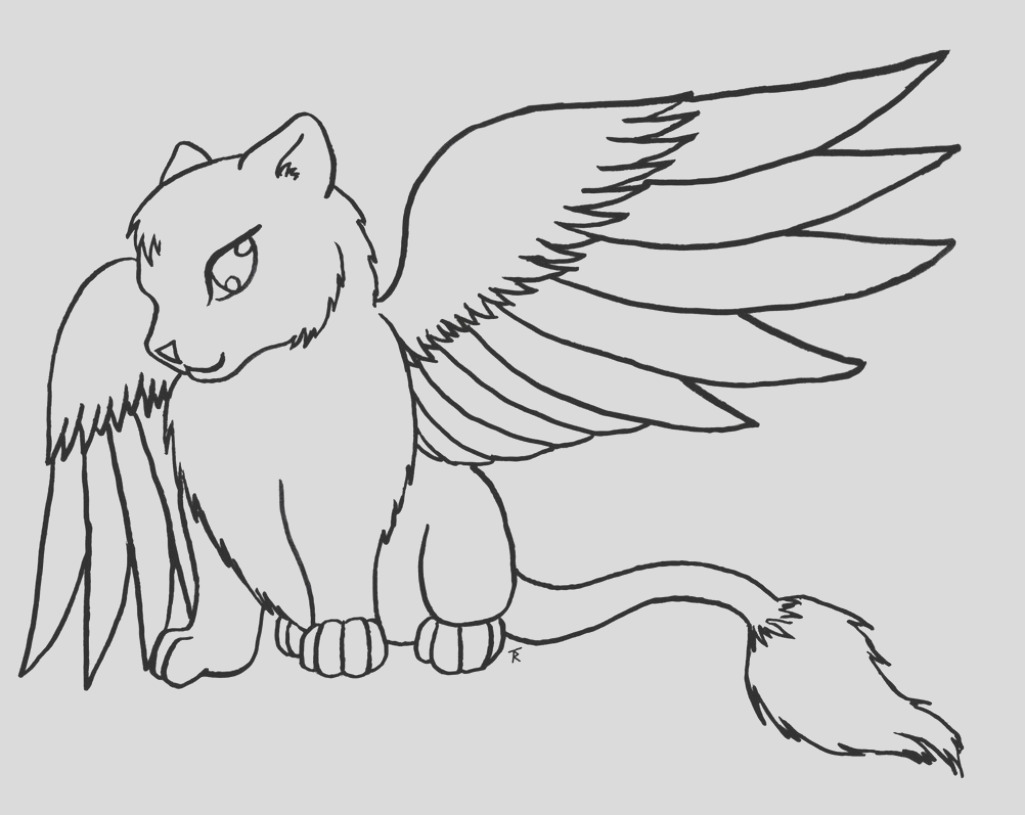 big eyes coloring pages