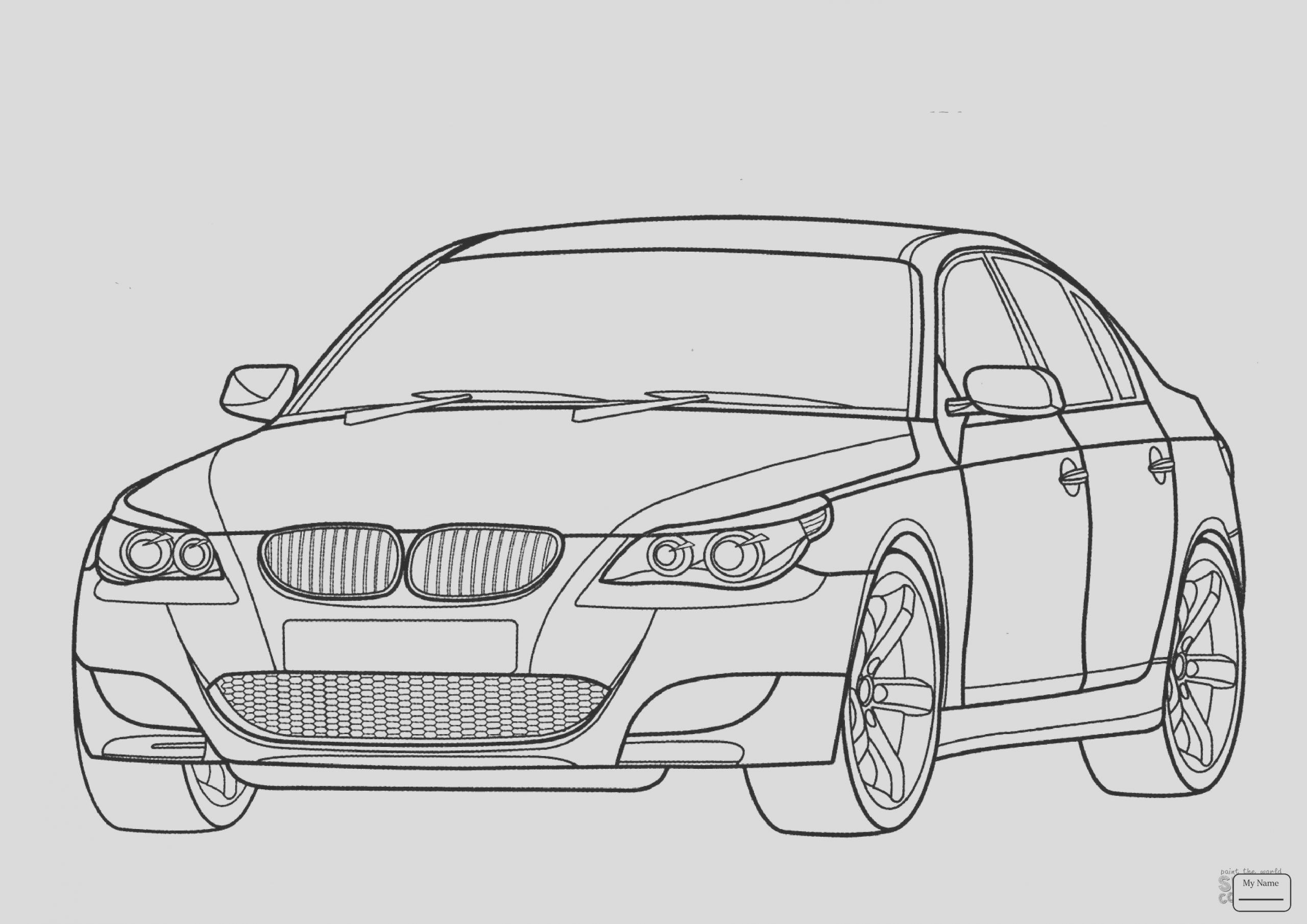 bmw i8 coloring pages