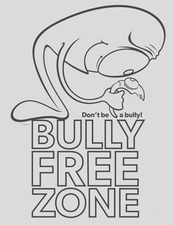 bullying coloring pages free printable coloring worksheets for kids 5