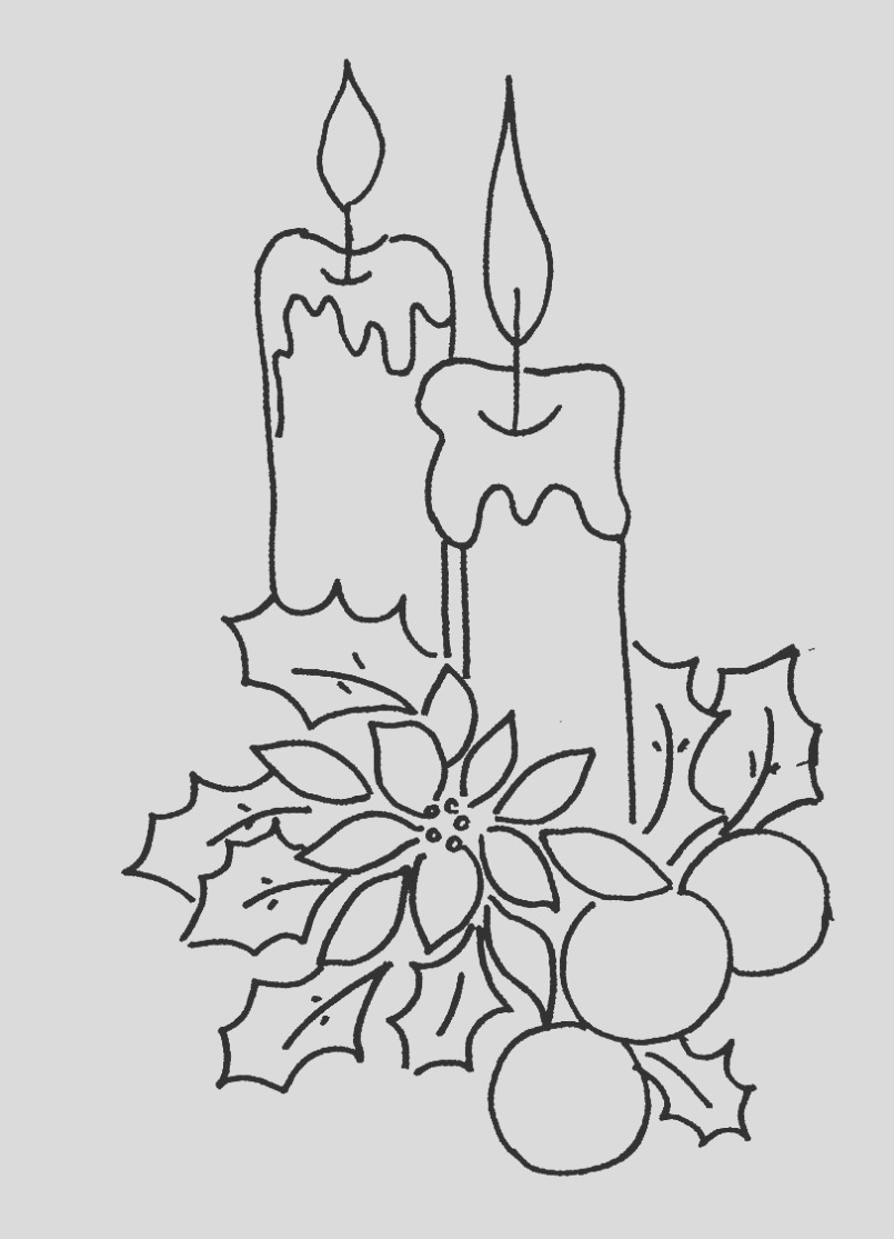 coloring pages for adults christmas