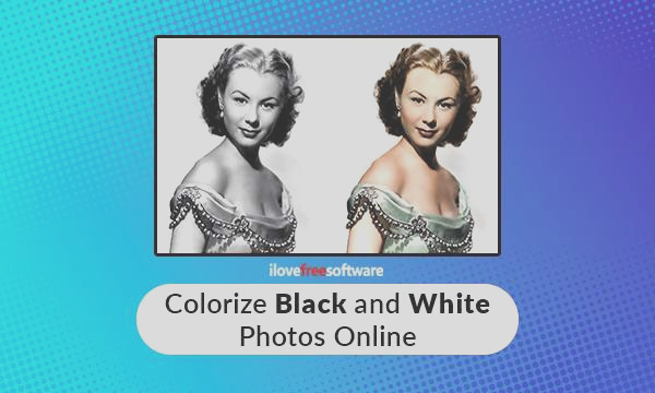 colorize black and white photos online free websites