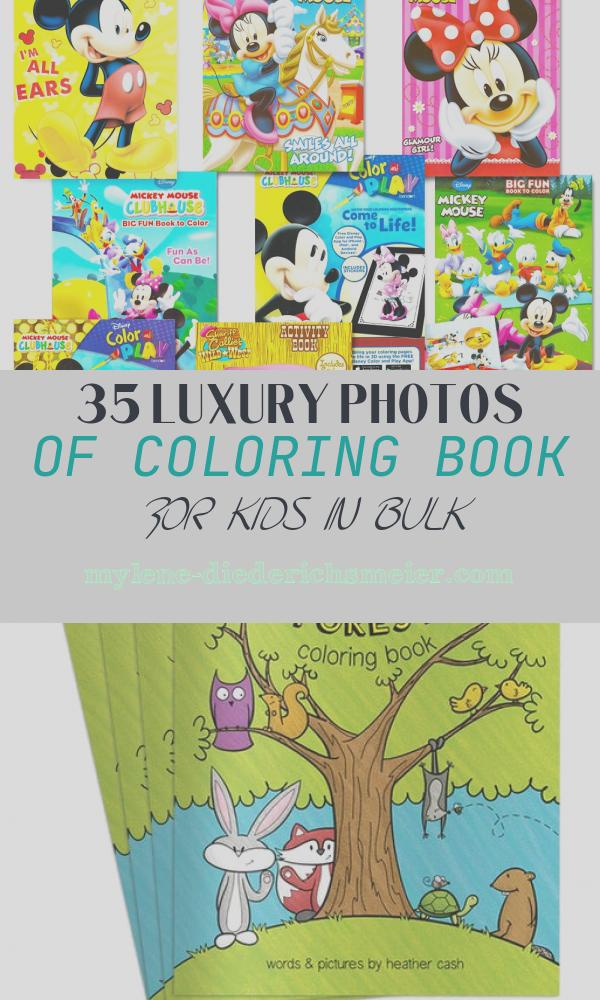 Coloring Book for Kids In Bulk Unique Disney Coloring Books for Kids toddlers Bulk Set 8 and