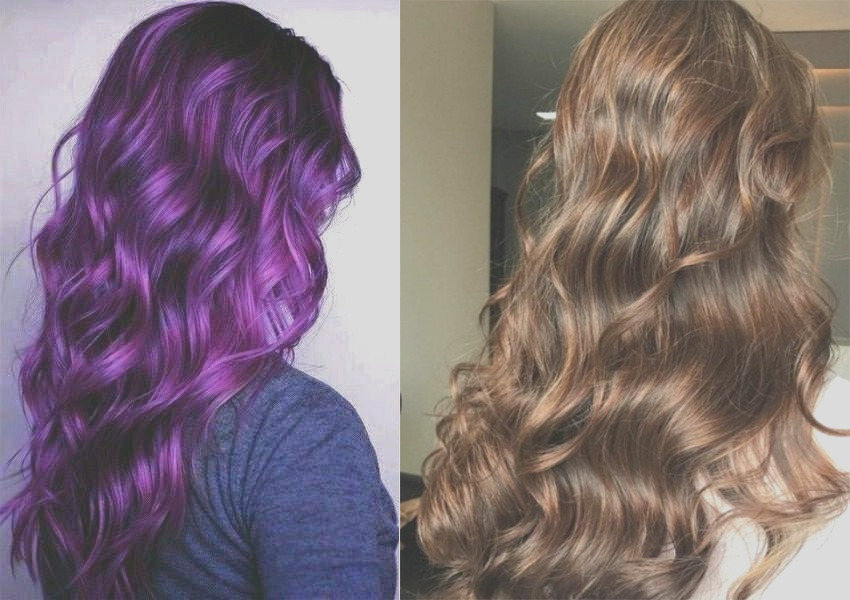 what happens if you put brown dye on purple hair 50b6a097a92f
