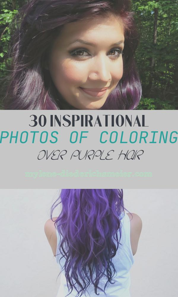 Coloring Over Purple Hair Inspirational the Eagals Nest How to Dye Your Hair Purple
