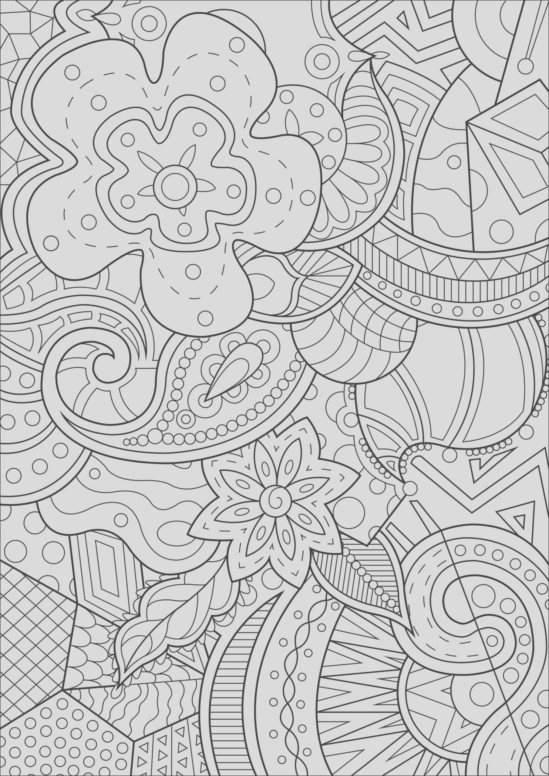 image=anti stress coloring whimsical background 1