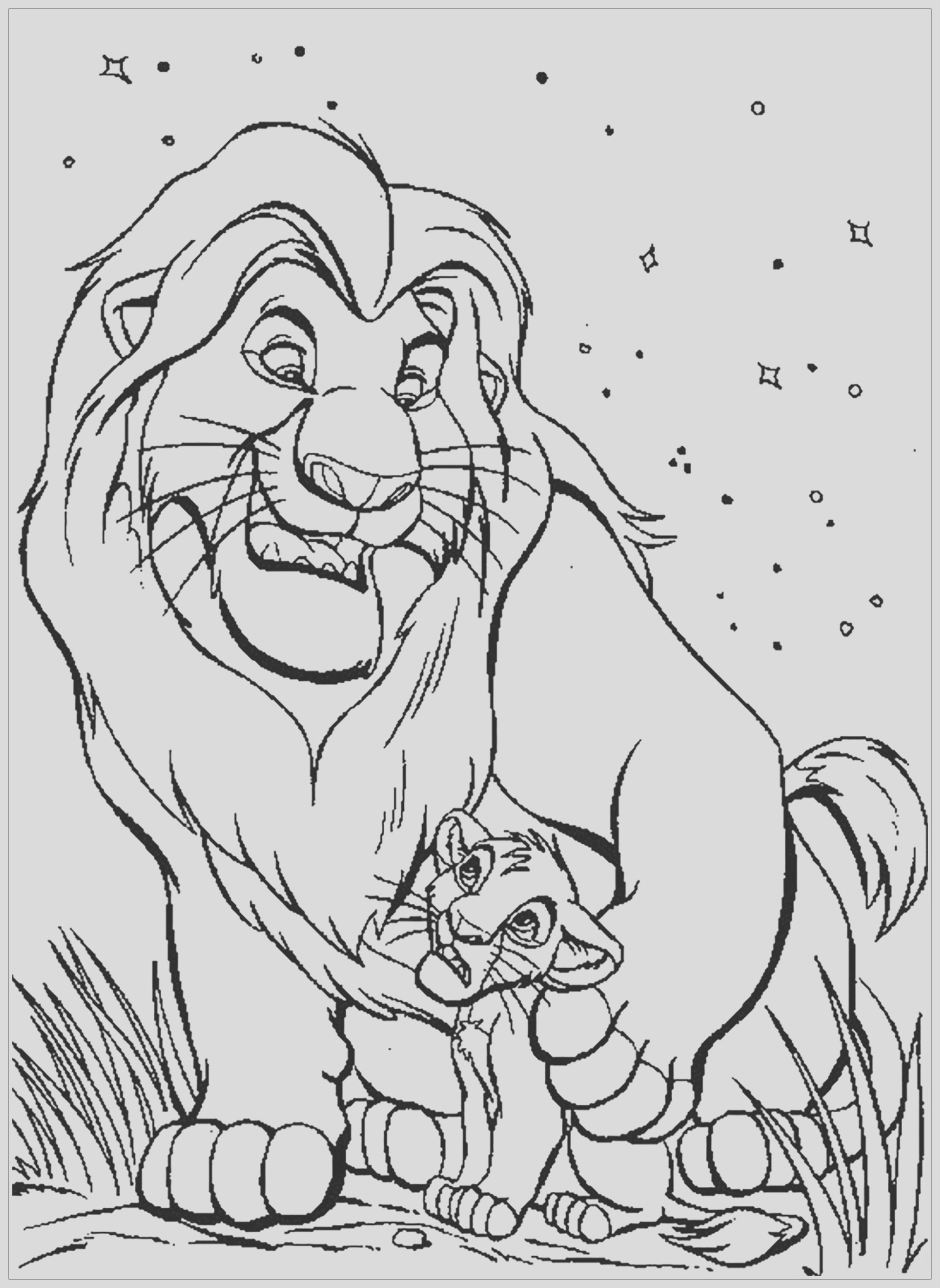 image=the lion king coloring pages for children the lion king 2834 1