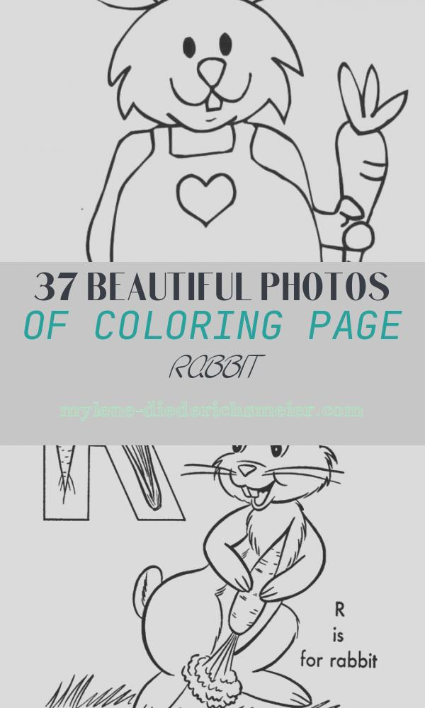 Coloring Page Rabbit Inspirational Bunny Coloring Pages Best Coloring Pages for Kids