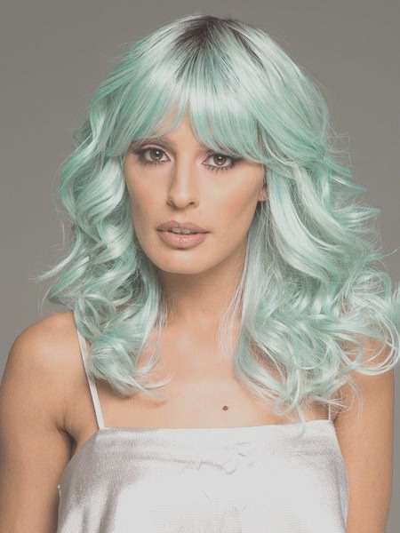 can you dye synthetic wigs