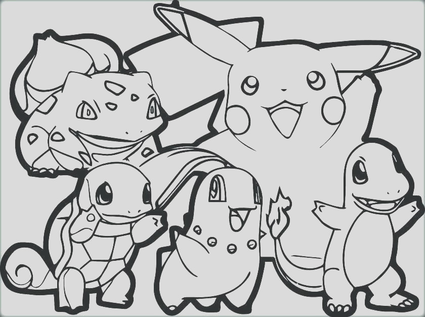 cool pokemon coloring pages