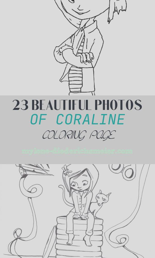Coraline Coloring Page Luxury Coraline Coloring Pages Free Printable Coraline Coloring