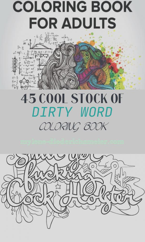 Dirty Word Coloring Book Inspirational Dirty Word Coloring Book for Adults Vol 2 Von Jason