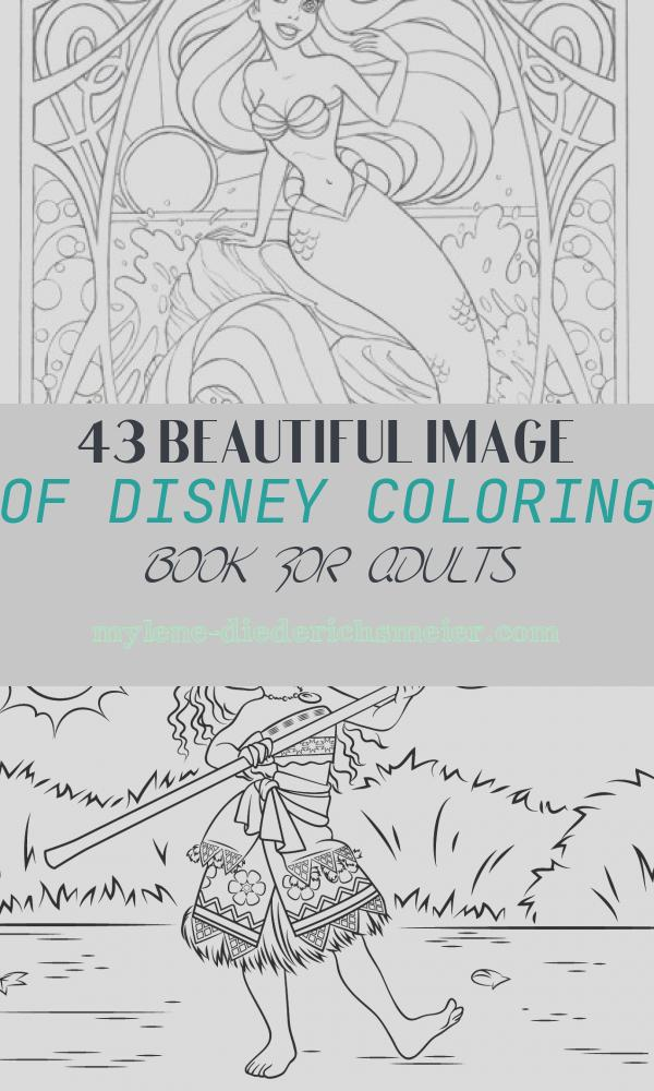 Disney Coloring Book for Adults Unique Coloring Page for Later This Art Nouveau