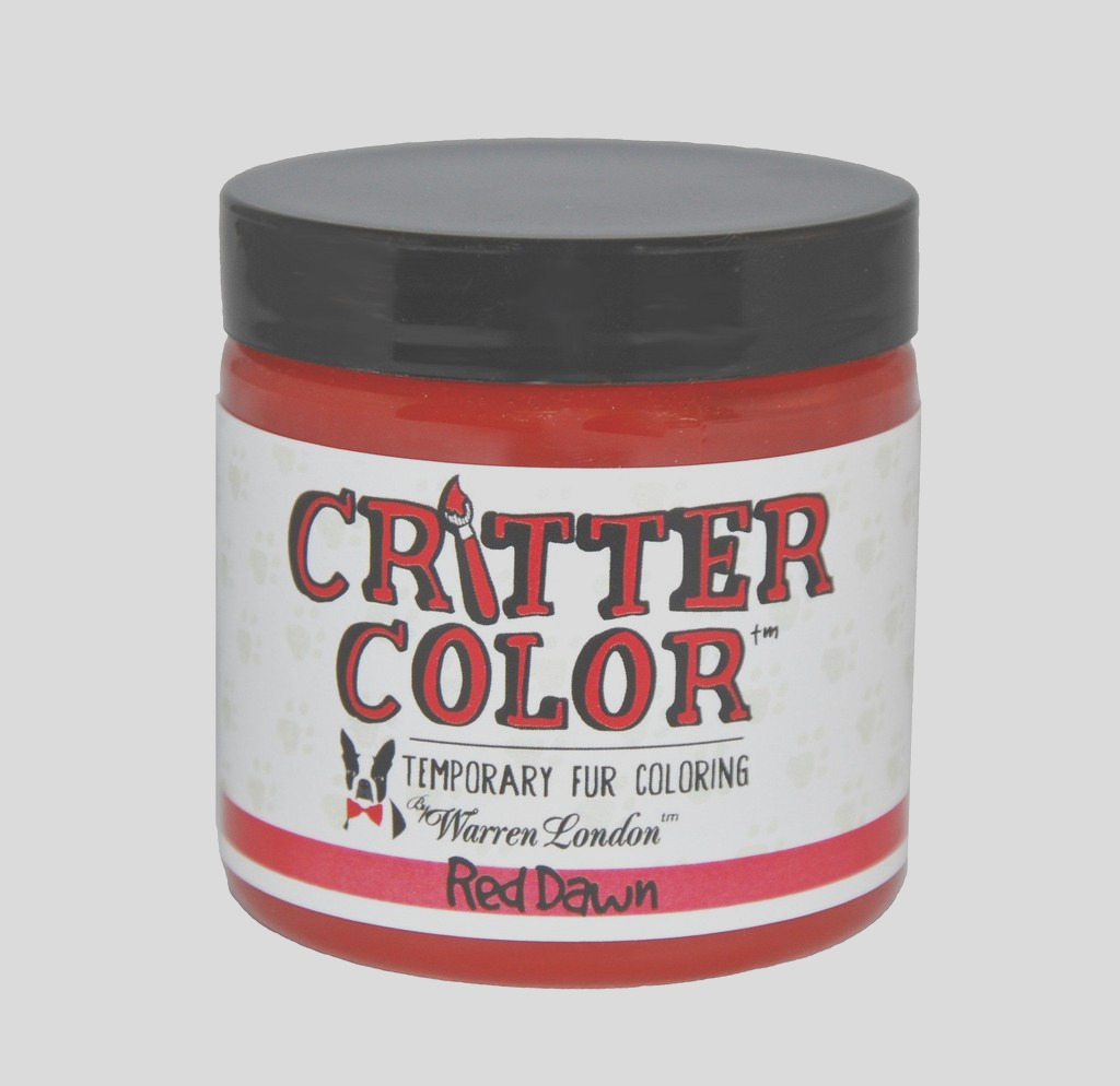 critter color temporary fur coloring