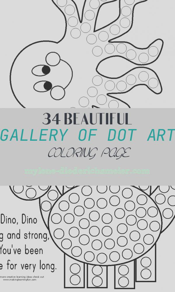 Dot Art Coloring Page Lovely Do A Dot Art Coloring Pages Coloring Home