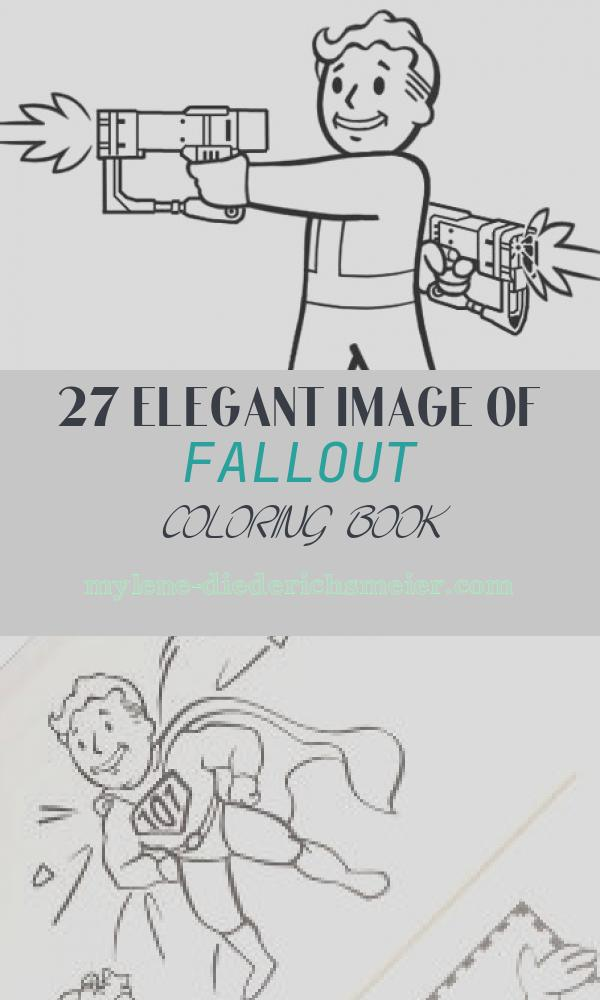 Fallout Coloring Book Beautiful Fallout 4 Coloring Download Fallout 4 Coloring for Free 2019