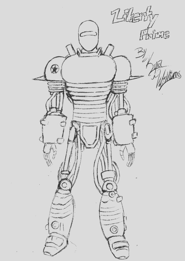 fallout 4 coloring sketch templates