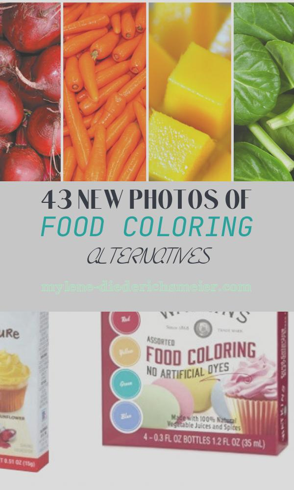 Food Coloring Alternatives Awesome A Natural Alternative to Food Coloring – Life Tastes Good