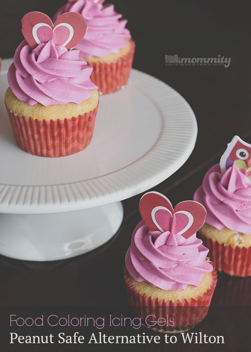 food coloring icing nut free