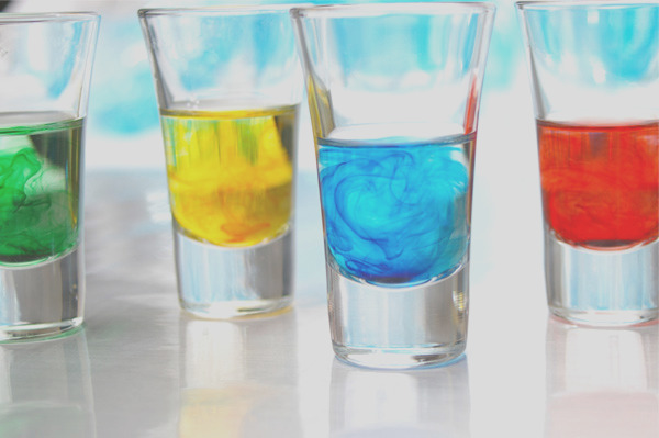 what are the alternative uses of food coloring