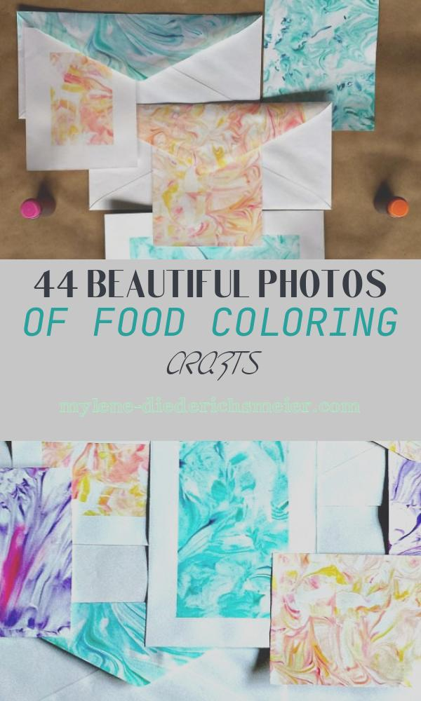 Food Coloring Crafts Best Of Paper Marbling Using Shaving Cream and Food Coloring